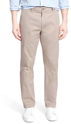 Men's Vineyard Vines 'Breaker' Slim Fit Cotton Twill Pants $98.50 thestylecure.com