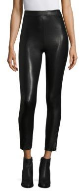 BCBGMAXAZRIA BCBGMAXAZRIA Faux Leather Leggings