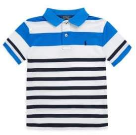 Ralph Lauren Boy's Striped Polo
