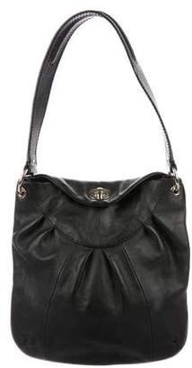 Loeffler Randall Leather Flap Shoulder Bag