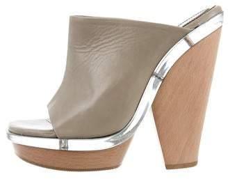 Marni Slide Platform Sandals