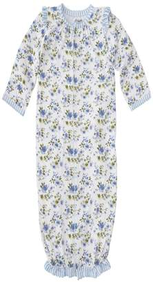 Mud Pie Floral Convertible Gown