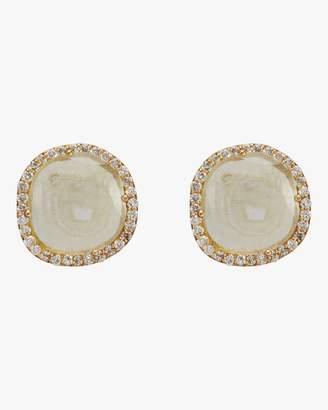 Of A Kind Nina Runsdorf Slice Diamond Earrings