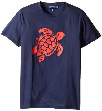 Vilebrequin Kids - Turtle Graphic Tee
