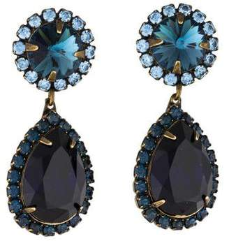 Dannijo Crystal Monaco Earrings