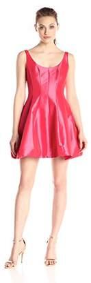 Betsy & Adam Women's Short Party Dress Tank Style Scoop Neck $18.32 thestylecure.com