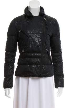 Issey Miyake Quilted Puffer Jacket