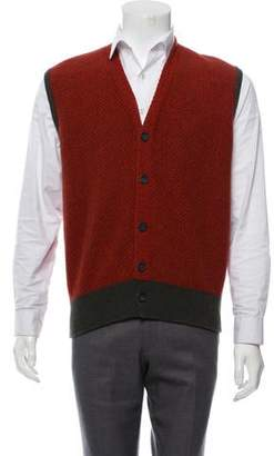 Inis Meáin Wool Sweater Vest