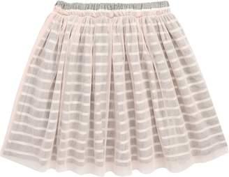 Tea Collection Stripe Tulle Skirt