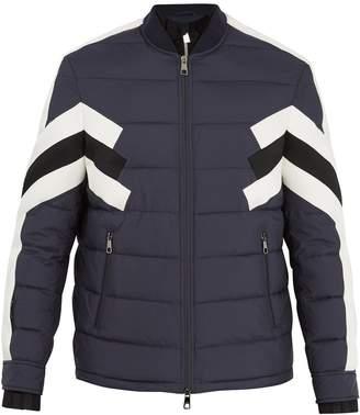 Neil Barrett Modernist quilted ski jacket