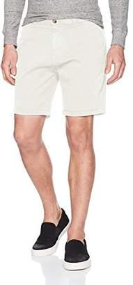 Scotch & Soda Men's Classic Chino Short in Stretch Cotton Twill Quality