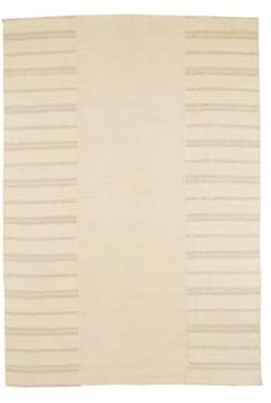 Ralph Lauren Sagaponeck Striped-Edge Rug