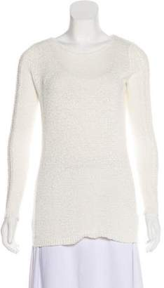 Rachel Zoe Long Sleeve Knit Sweater