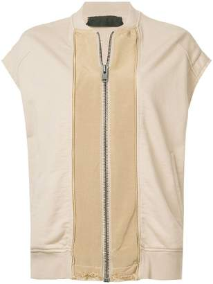 Haider Ackermann Perth vest jacket