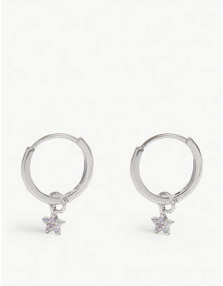 Astrid & Miyu Mystic 2.0 star hoop earrings