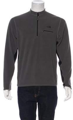 The North Face Fleece Zip-Front Jacket