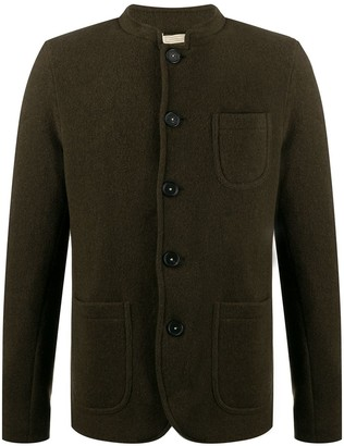 Massimo Alba felt nap jacket