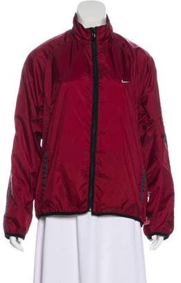 Nike Light-Weight Zip Up Jacket