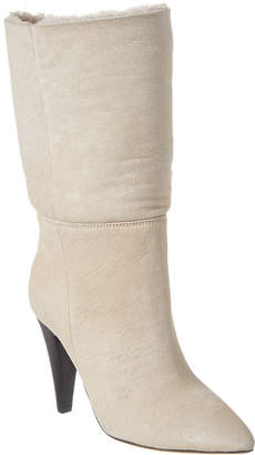 IRO Grace Suede Over-The-Knee Boot