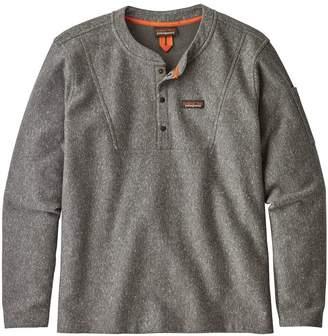 Patagonia Men's Hemp Crew Sweatshirt