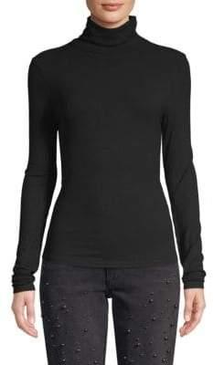 Joe's Jeans Harriette Rib-Knit Turtleneck Sweater