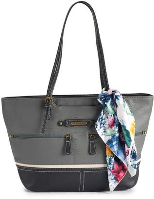 Co Stone & Large Pebble Leather Tote