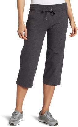 Danskin Women's Drawcord Crop Pant
