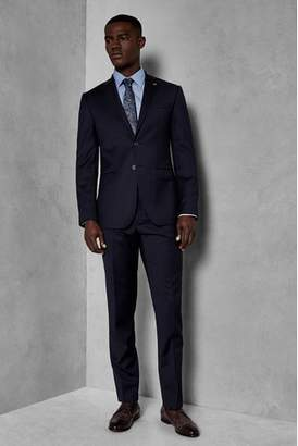 Next Mens Ted Baker Navy Performance Suit