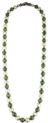 Bottega Veneta Bottega Veneta Faceted Bead Necklace
