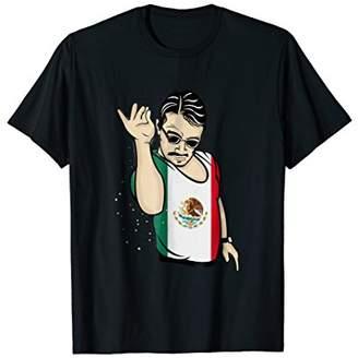 Salt Soccer Mexico Jersey World Shirt Mexican Football
