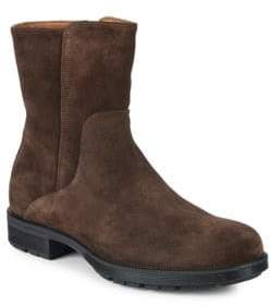 Aquatalia Logan Suede Ankle Boots