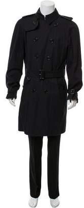 Burberry Nova-Lined Trench Coat