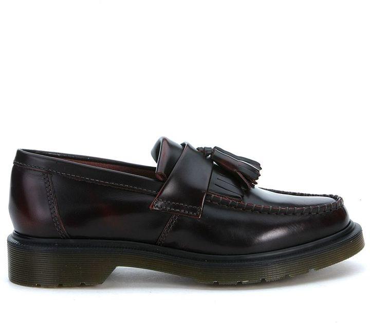 Dr. MartensDr. Martens Bordeaux Fringe Loafer