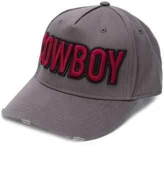 DSQUARED2 Cowboy baseball cap