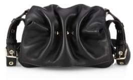 Valentino Bloomy Mini Leather Shoulder Bag