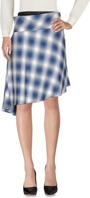 MM6 MAISON MARGIELA Knee length skirts - Item 35373251DR