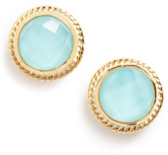 Women's Anna Beck Stone Stud Earrings $125 thestylecure.com