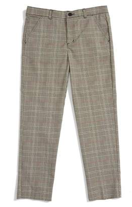 WILD AND GORGEOUS Plaid Trousers (Toddler Boys, Little Boys & Big Boys)