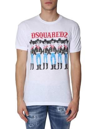 DSQUARED2 Chic Dan Fit T-shirt