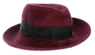 16d23a7fc Wide Brim Felt Hat - ShopStyle