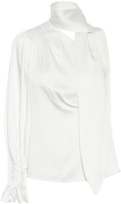 Peter Pilotto Satin blouse