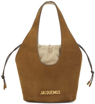 Jacquemus Tan Le Carino Bag