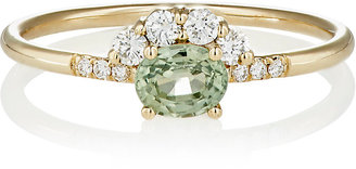 Jennie Kwon Women's Arch Ring $995 thestylecure.com