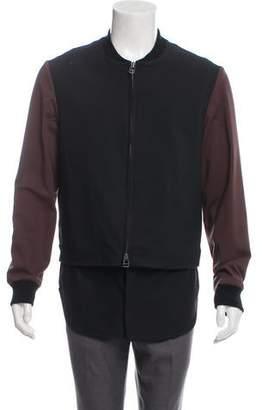 3.1 Phillip Lim Convertible Zip Front Jacket