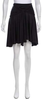 Valentino A-Line Knee-Length Skirt