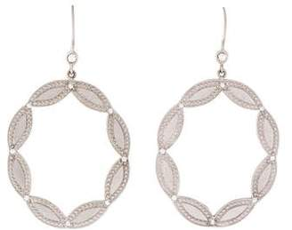 Jamie Wolf 18K Diamond Drop Earrings