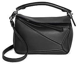 Loewe Women's Mini Puzzle Leather Bag