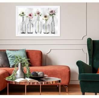 Wynwood Studio Anemone Floral Framed Art