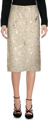 Philosophy di Alberta Ferretti 3/4 length skirts