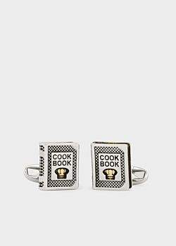 Paul Smith Men's 'Cook Book' Cufflinks